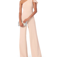 One Shoulder Hamilton Jumpsuit