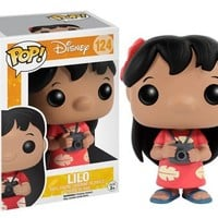Funko Pop! Disney Lilo and Stitch Vinyl Figure Lilo #124 - Toys on Fire