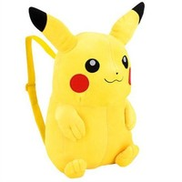 Pokemon Pikachu Backpack- Rave Supplies and Plush Bags
