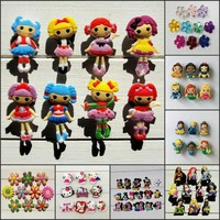 Super Mario party nes switch 9-10pcs Spider Man princess//Batman/Kitty/Avengers Shoe Accessories Shoe Charms Fit Bands Croc Jibz Party Gift AT_80_8