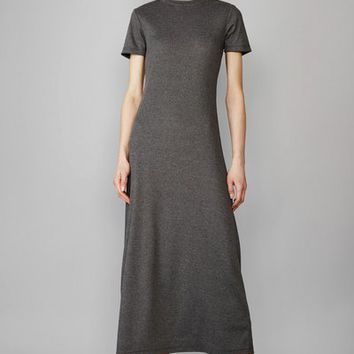 Opening Ceremony Ribbed Jersey Short-Sleeve Maxi Dress - WOMEN - Dresses - Maxi - Opening Ceremony