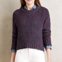 MiH Thames Midi Pullover in Blue Size: