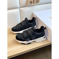 Dior Men's And Women's 2021 NEW ARRIVALS Low Top Sneakers Shoes