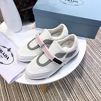 Prada Cloudbust Sneakers White