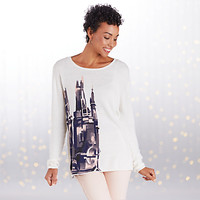 Fantasyland Castle Sweater for Women - Kingdom Couture | Disney Store