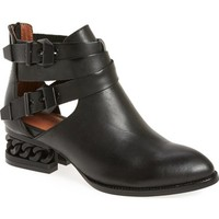 Jeffrey Campbell 'Everly' Strappy Chain Link Bootie (Women) | Nordstrom