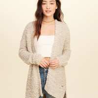 Girls Textured Cardigan | Girls Tops | HollisterCo.com