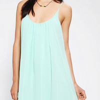 Urban Outfitters - Sparkle & Fade Chiffon Swing Dress