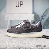DCCK N546 Nike Air Force 1 Starry Night Soles Casual Skate Shoes