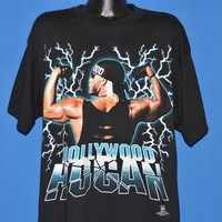 90s Hollywood Hulk Hogan WCW WWF t-shirt XXL