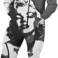 Sweat Outfit Marilyn Monroe