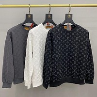 Louis Vuitton LV Round Neck Sweater Pullover