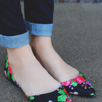 Kicking Up Daisies Flats