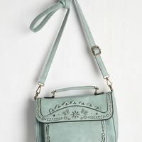 Leave Your Mark Bag in Mint | Mod Retro Vintage Bags | ModCloth.com