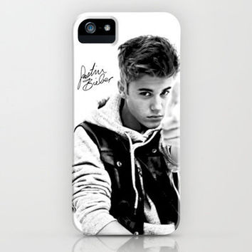 Justin Bieber Signature 2 iPhone Case by Toni Miller   Society6