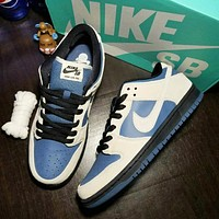 Ben-G x Nike SB Dunk Low Fashion New Hook Women Men Running Shoes