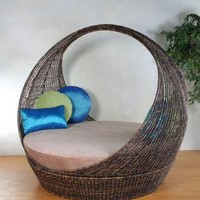 Unusual Daybed - OpulentItems.com