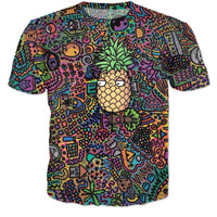 Tripping pineapple