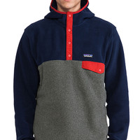Patagonia Synchilla Snap-T Hoody in Gray