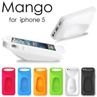 Cyanics Mango Case and Stand for Apple iPhone 5S, iPhone 5
