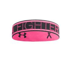 Under Armour Women's UA Power In Pink Reversible Headband