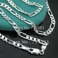 Classic Silver Plated Crystal For Men