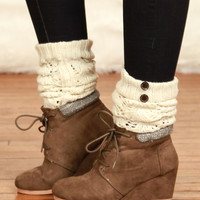 Trotter Wedge Booties