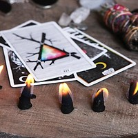 The Wild Unknown Womens Tarot Cards