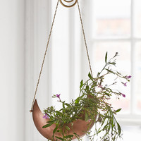 Magical Thinking Crescent Hanging Planter | Urban Outfitters