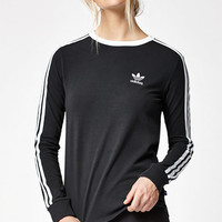adidas Adicolor 3-Stripes Long Sleeve T-Shirt at PacSun.com