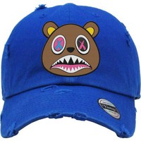 Crazy Baws Royal Blue Dad Hat