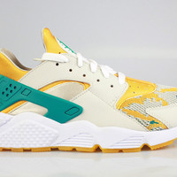 Nike Men's Air Huarache Run PA Canyon Gold Woven