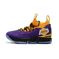 "Nike LeBron 15 Low ""LA Lakers"" - Best Deal Online"