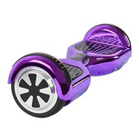 Smart Self Balancing Hoverboard (Purple)