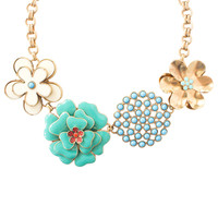 Bloom Collar Necklace