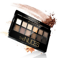 Cosmetic Matte Eye Shadow 12 Colors Make Up Set Nudes Naked Pallete Eyeshadow Palette Brighten