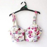 Tropical Bustier