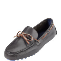 Air Grant Moccasin Driver, Gray - Cole Haan