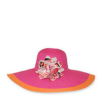 Nine West Two Tone Super Floppy Hat