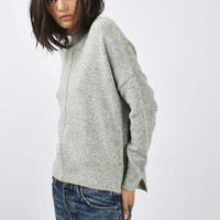 Zip Side Jumper - Sweaters & Knits - Clothing