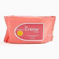 The Creme Shop Cleansing Towelettes - Pink Lemonade