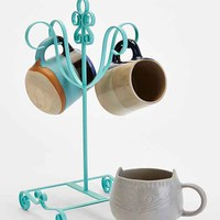 Plum & Bow Teacup Rack- Mint One