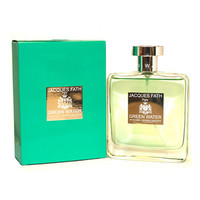 Jacques Fath Green Water By Jacques Fath For Men EDT 3.4 Oz