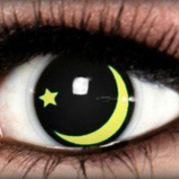 Galaxy Theatrical Contact Lens by ExtremeSFX