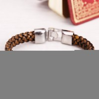 Great Deal Shiny New Arrival Awesome Gift Stylish Men Hot Sale Bracelet [6526782595]