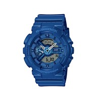 Casio G-Shock XL GA-110 Series Blue