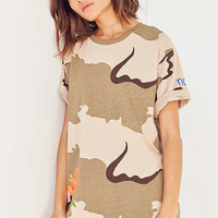 BDG Camo Rose Tee | Urban Outfitters