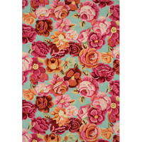 Bed of Roses Rug
