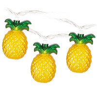 Pineapple Patio Lights (10 Count)