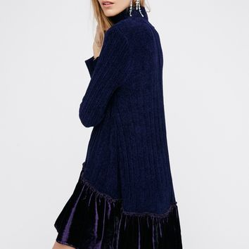 Free People That Dame Flounce Tunic